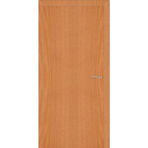 Межкомнатная дверь ДПГ (Миланский орех)