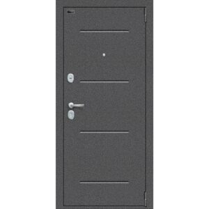 Дверь Porta S 104 К32 Антик Серебро Bianco Veralinga el`PORTA