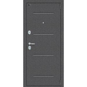 Дверь Porta S 104 П22 Антик Серебро Bianco Veralinga el`PORTA