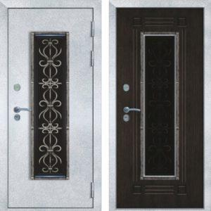 Купить дверь ВЕНЕЦИЯ 3 АНТИК БЕЛОЕ СЕРЕБРО ВЕНГЕ в Сочи