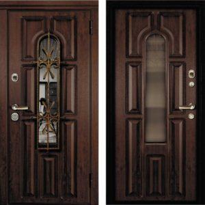 Двери с Ковкой