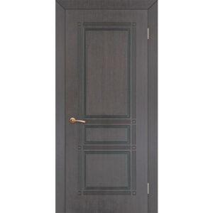 Межкомнатная дверь ТРОЯ дуб
