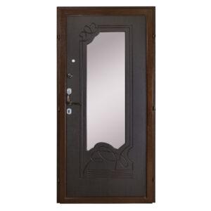 Дверь АНТИК МЕДЬ-ЗЕРКАЛО