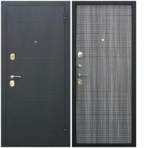 купить Входная дверь металлическая 7,5 см Гарда МУАР Венге тобакко
