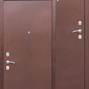 Входная дверь металлическая Гарда мет/мет.