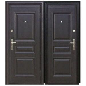 Входная дверь металлическая К700-2 МЕДНЫЙ АНТИК