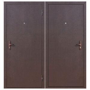 Входная дверь металлическая Стройгост 5-1 мет/мет.