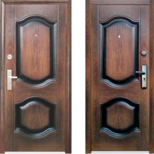 Входная дверь металлическая K550