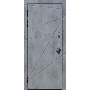 Входная дверь металлическая Титан Лофт