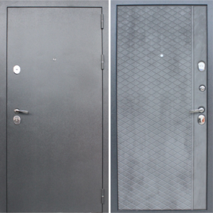Входная дверь металлическая Торино Бетон