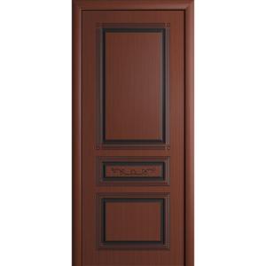 Межкомнатная дверь Рим шоколад