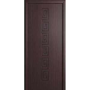 Межкомнатная дверь ГРЕЦИЯ венге