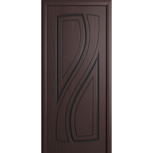 Межкомнатная дверь ЛАУРА венге