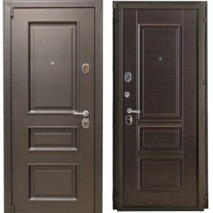 Входная дверь (АРМА) ЧИКАГО (Венге)